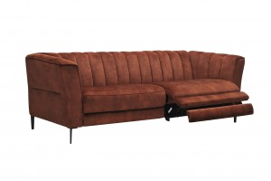 Avalon Electric 3 Seater Sofa