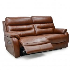 Zeno Electric 2.5 Seater Lounge