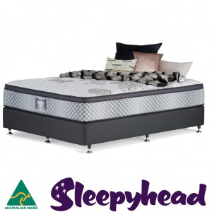 Comfort For You Plush Super King Mattress