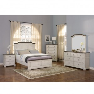 Avalon Cove Dresser and Mirror