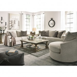 Farrell swivel accent chair