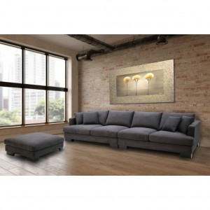 Coral Coast 4 Seater And Ottoman