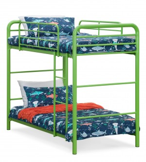 D-Deka Single Bunk Mint Green