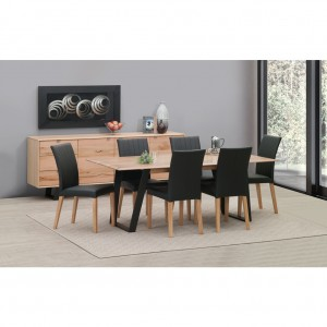 Dante Messmate Dining Table 2000