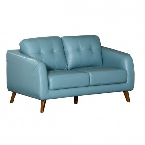 Darlinghurst Leather 2 Seater Sofa