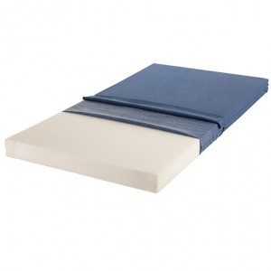 Dunlop King Single 5 Inch Medium Foam Mattress