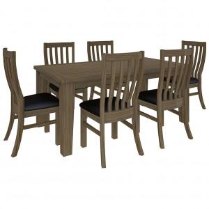 Leura 2200mm Dining Table