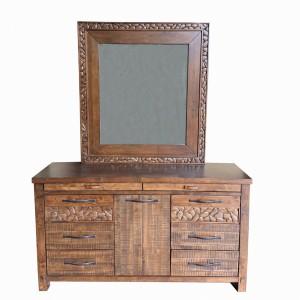 Maui Dresser & Mirror