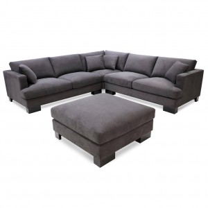 East Coast Modular 5 Seater And Ottoman