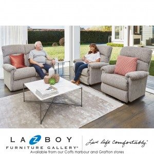 Eden 3 Piece Recliner Suite (2 Seater Twin Recliner and Two Recliners)