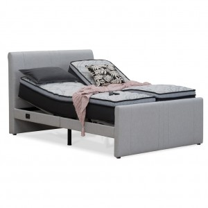 Ezy Flex Adjustable Bed Long Double