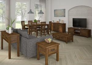 Longyard 1800 Dining Table
