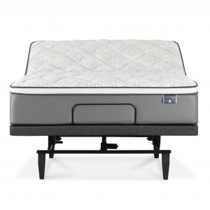 Mi Life 600 Adjustable Double Bed and Designed For You Mattress