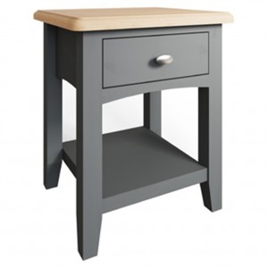 Salisbury 1 Drawer Lamp Table