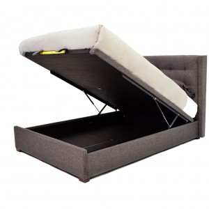 Hendricks Gas Lift Queen Bed
