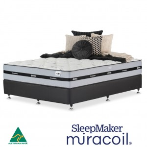 Miracoil Hillier 7 Plush Queen Mattress