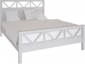 Majorca King Bed Dresser and Mirror Suite