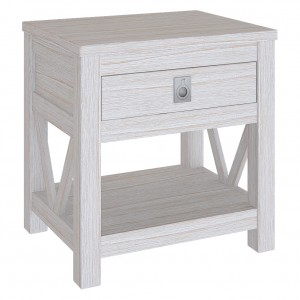Majorca 1 Draw 1 Shelf Bedside