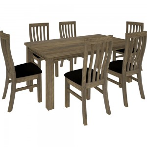 Maleny Padded Dining Chair