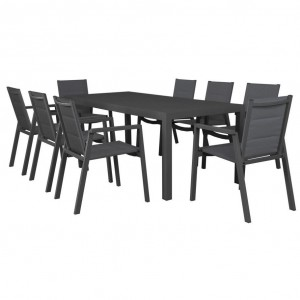 Matzo 9pc Outdoor Setting
