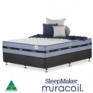 Miracoil McKenzie 2 Firm Queen Mattress