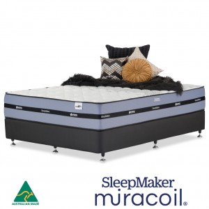 Miracoil McKenzie 4 Medium Queen Mattress