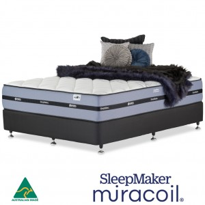 Miracoil McKenzie 7 Plush Queen Mattress