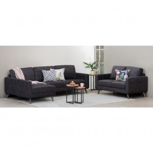 Merchant 3 seater chaise + 2 seater