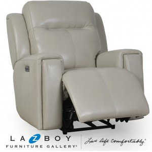 United Power Recliner With Power Headrest And App