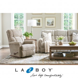 Pinnacle 3 Piece Lounge Suite (3 Seater Twin Recliner and Two Rocker Recliners)