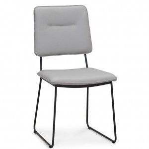 Pluto Dining Chair Leather