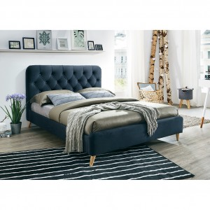 Ravello Upholstered Double Bed