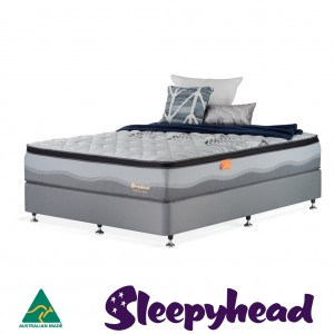 Pure Balance Rejuvenate Medium Super King Mattress