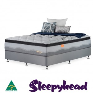 Pure Balance Rejuvenate Plush Super King Mattress