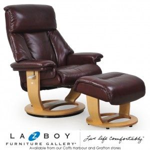 Rolf Nordic Recliner (Large)