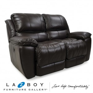 Saxon 2.5 Seater Twin Power Recliner