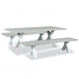 Switch Cross Leg Outdoor Table