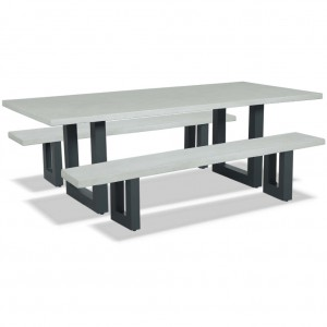 Switch U Leg Outdoor Table