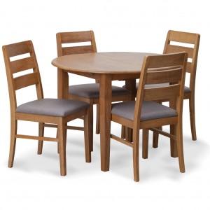 Tapas 5 piece Extension Dining Suite