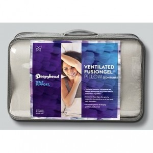 Sleepmaker Cool FusionGel Pillow - Contour