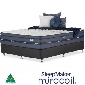 Miracoil Torrens 5 Medium Double Mattress