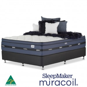 Miracoil Torrens 8 Plush King Mattress
