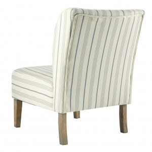 Triptis Accent Chair with Stripe