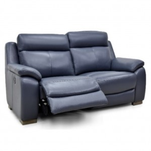Turin 3 Seater Manual Recliner