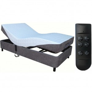 Long Single Ultraflex Adjustable Base with Cool Balance Mattress