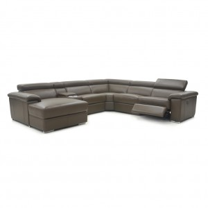 Verona Electric Corner Lounge with Chaise
