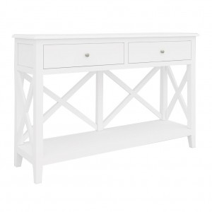 Hampton 2 Drawer Console Table